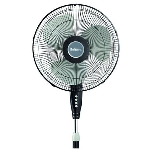 16 Oscillating Stand Fan Holmes