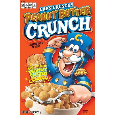 Breakfast Cereal: Cap'n Crunch