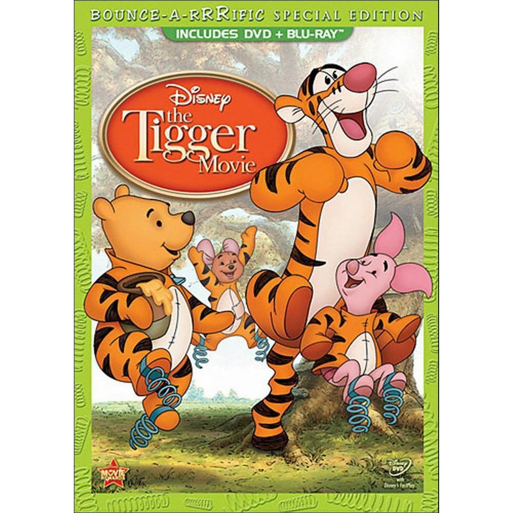 The Tigger Movie, Movies