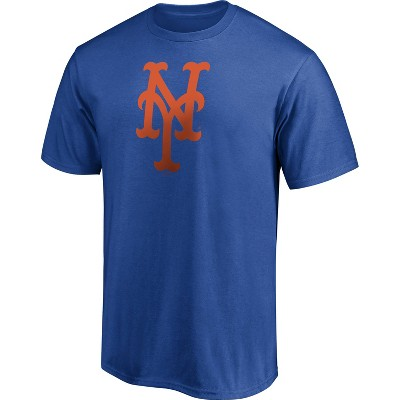 MLB New York Mets Men's Short Sleeve Core T-Shirt