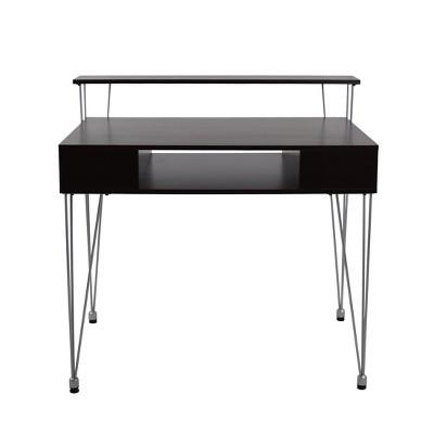 Marcus Jr. Desk Black - Proman Products