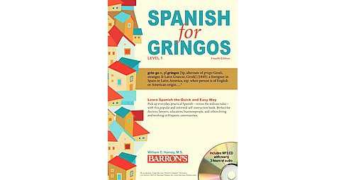 Spanish for Gringos, Level 1 : Shortcuts, Tips, and Secrets to Successful Learning (Bilingual) - image 1 of 1