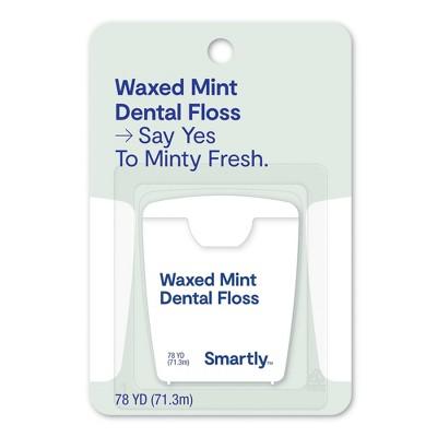 Dental Floss - 78yd - Mint Flavor - Smartly™