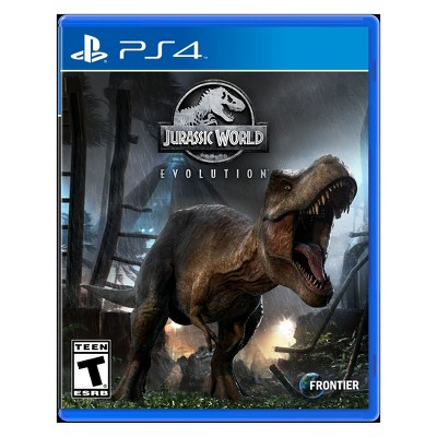 Jurassic World: Evolution - PlayStation 4