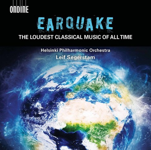 Helsinki Philharmoni - Earquake:Loudest Classical Music Of A (CD) - image 1 of 1