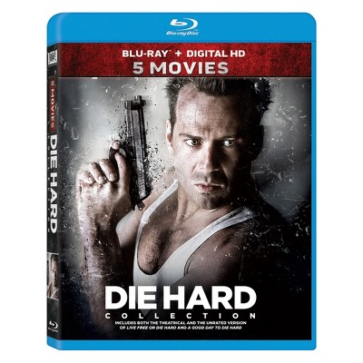 Die Hard Collection (Blu-ray + Digital)