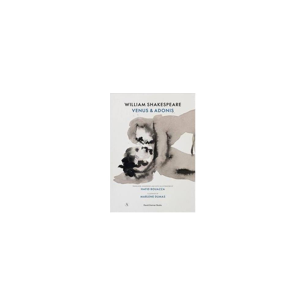Venus & Adonis - Rev Blg by William Shakespeare (Hardcover)