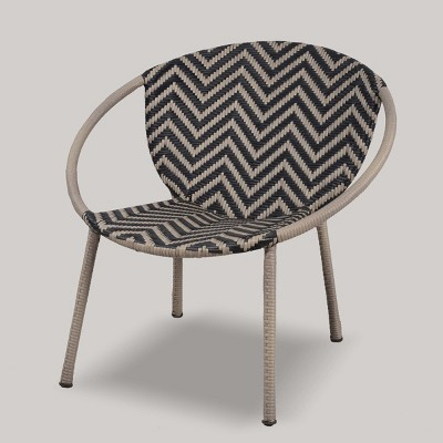 Wicker Pattern Patio Bucket Chair - Project 62™