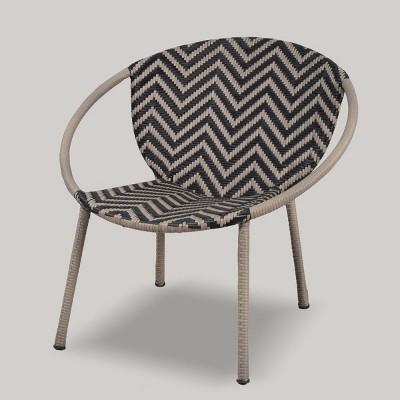 Wicker Pattern Patio Bucket Chair   Project 62™