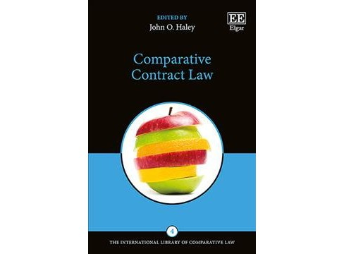 Comparative Contract Law (Hardcover) - image 1 of 1