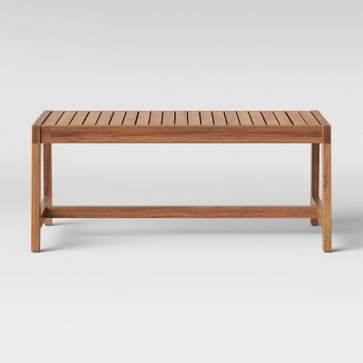 Lena Wood Patio Coffee Table - Project 62™