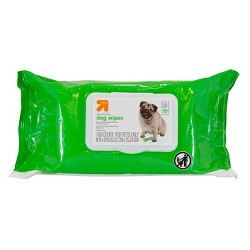 Deodorizing Dog Wipes - 100ct - Up&Up™