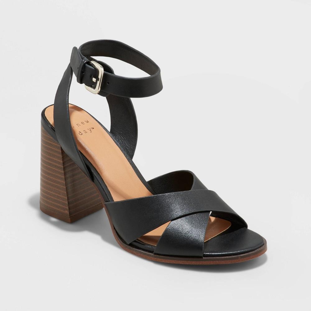 Women 39 S Juniper Sandals A New Day 8482 Black 8
