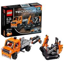 LEGO Technic Roadwork Crew 42060