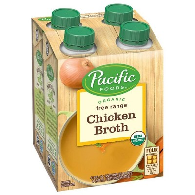 Broths: Pacific Foods Organic