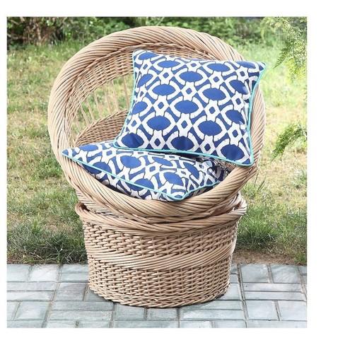 VCNY Home Clairebella Oggi Outdoor Pillow Set - image 1 of 1