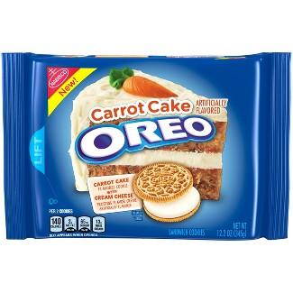 Oreo Carrot Cake Cookies - 12.2oz