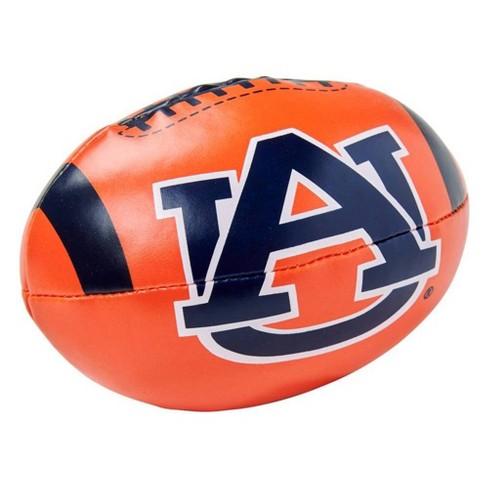 NCAA Auburn Tigers Softee Quick Toss 4 inch Football - image 1 of 2