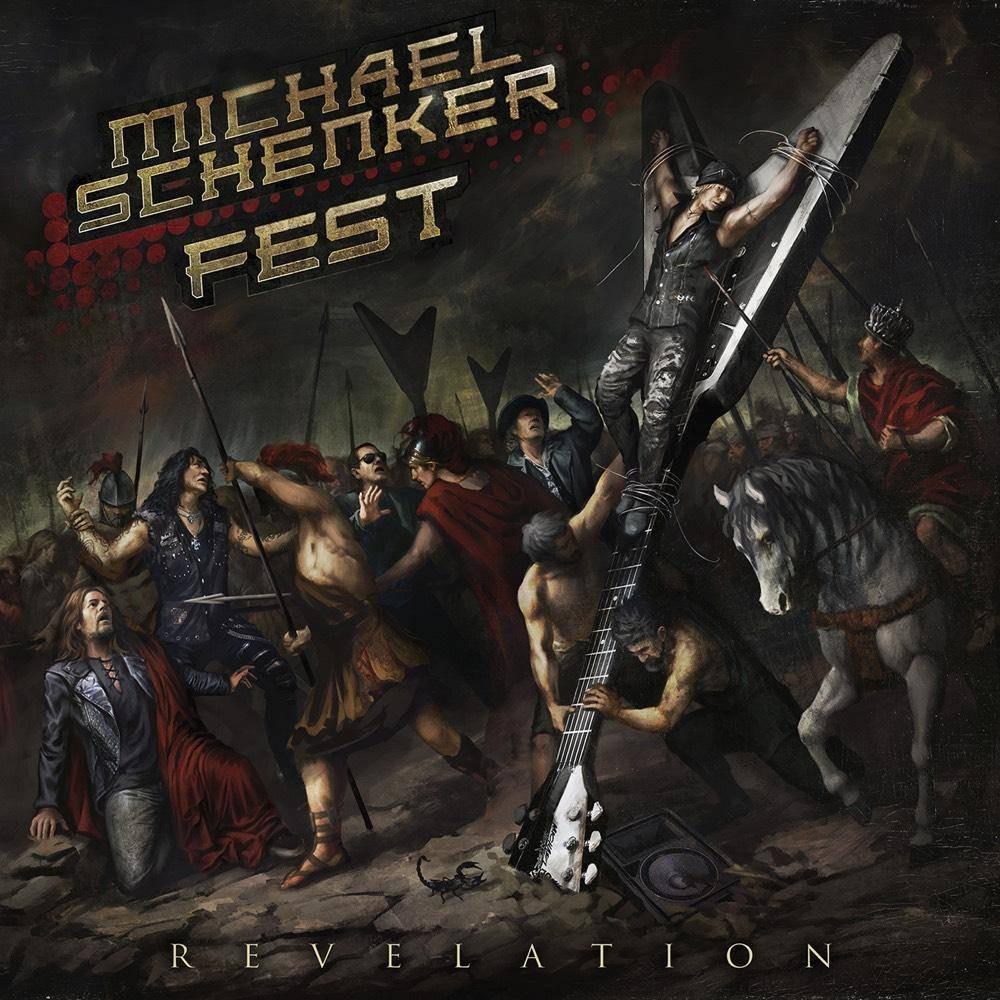 Michael Schenker Fest Revelation Cd