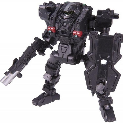 Diaclone Reboot - DA-27 Powered System Maneuver Gamma Action Figures - image 1 of 4