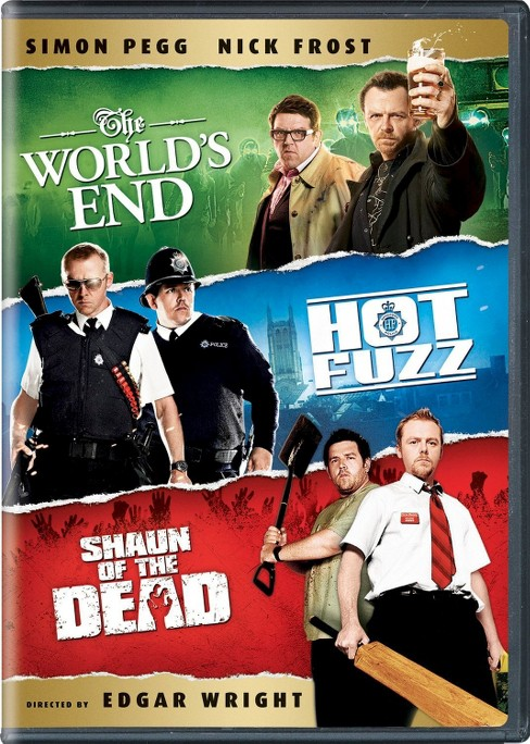 The World's End/Hot Fuzz/Shaun of the Dead [3 Discs] - image 1 of 1