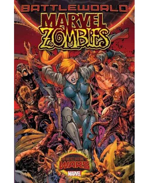 Marvel Zombies : Battleworld (Paperback) (Simon Spurrier) - image 1 of 1