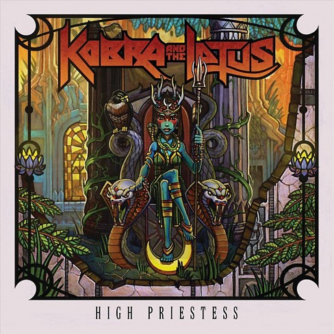 Kobra and the lotus - High priestess (Vinyl) - image 1 of 1