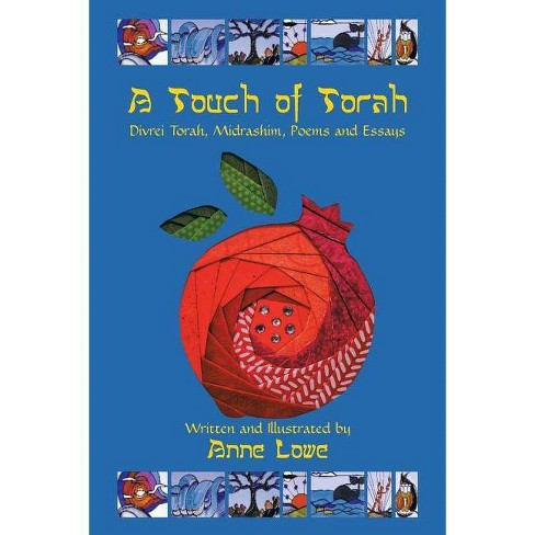 A Touch of Torah - by  Anne Lowe (Paperback) - image 1 of 1