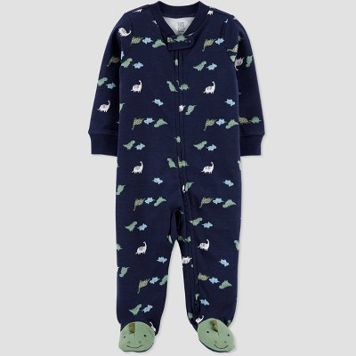 Baby Boys' Dino Sleep N' Play - Just One You® made by carter's Navy Newborn