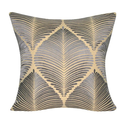 "Elegant Throw Pillow (22""x22"") - Loom & Mill - image 1 of 2"