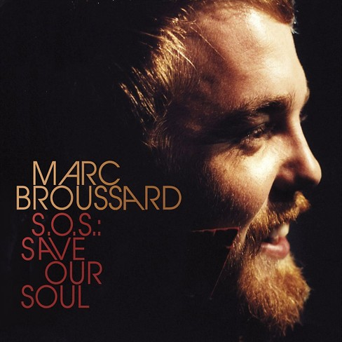 Marc Broussard - S.O.S.: Save Our Soul (CD) - image 1 of 1