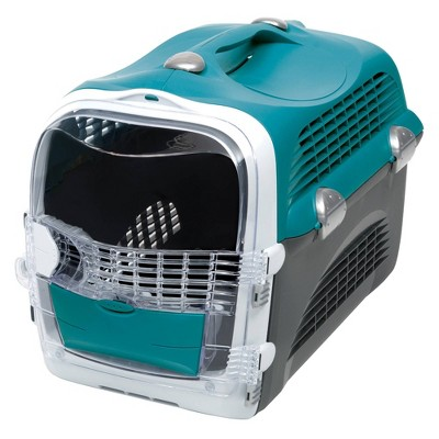 Catit Cabrio Dog and Cat Carrier - Turquoise