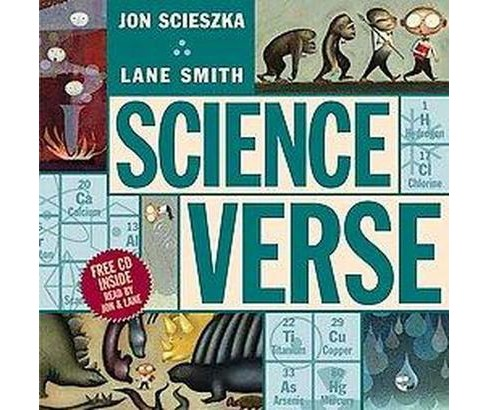 Science Verse (School And Library) (Jon Scieszka) - image 1 of 1