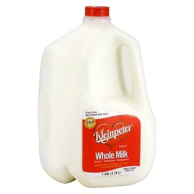 Kleinpeter Whole Milk - 1gal