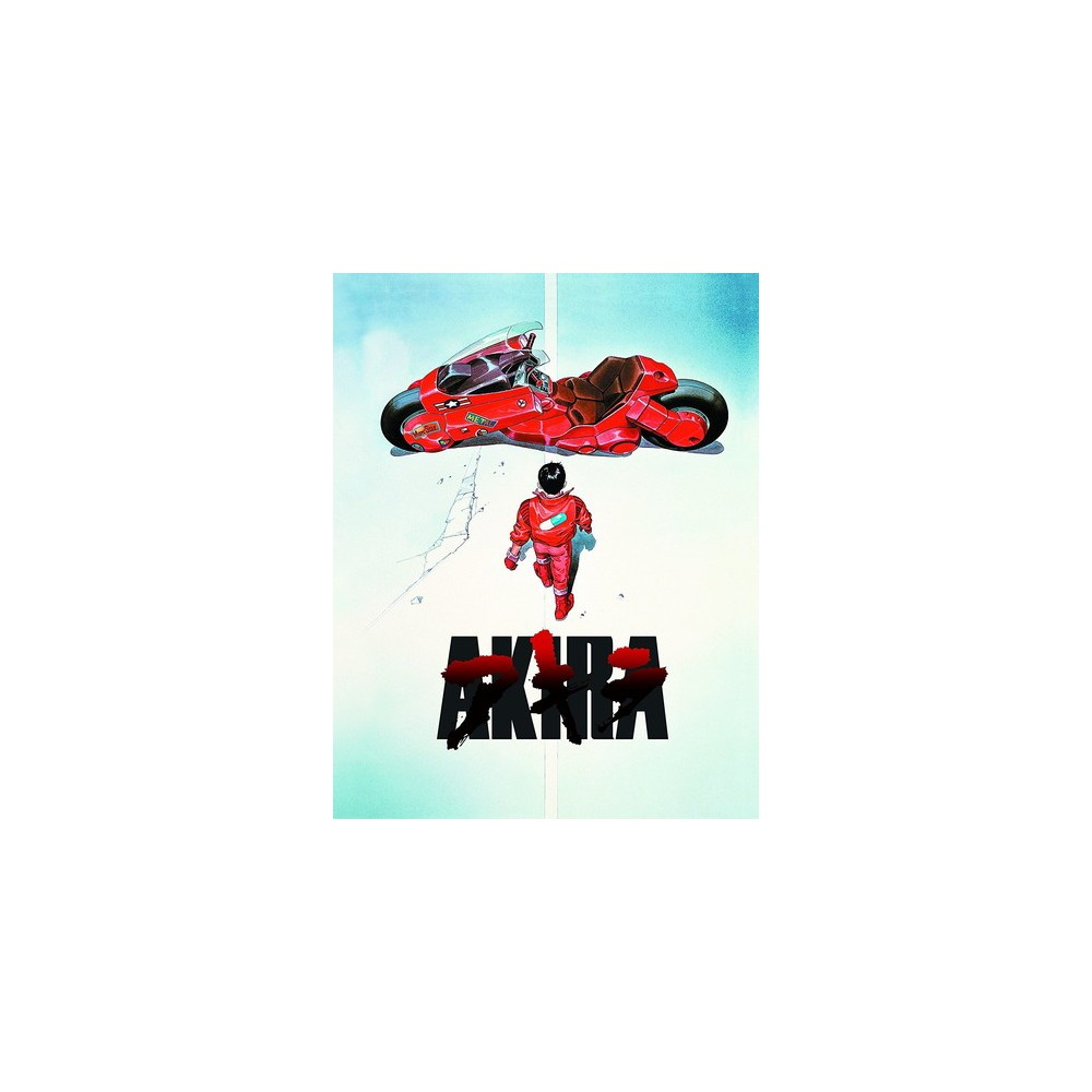 Akira:Movie Collector's Case (Bd/Dvd (Blu-ray)