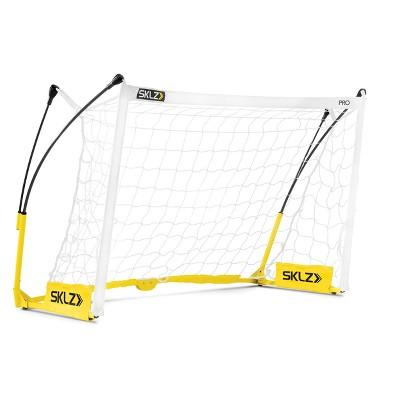 SKLZ Pro 6' x 4' Training Goal - White/Yellow