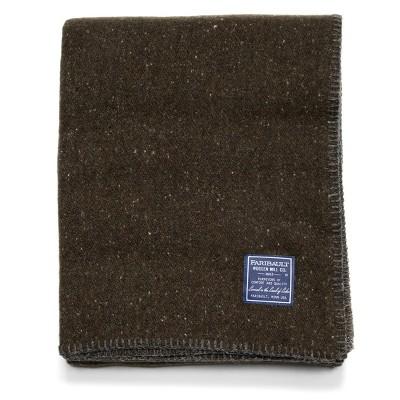 "45""x66"" Utility Throw Blanket - Faribault Woolen Mill"