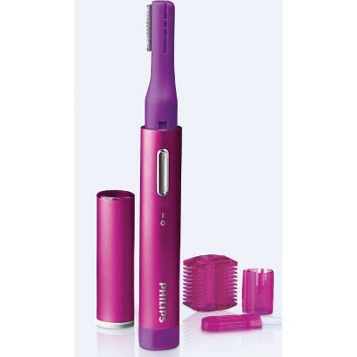 Philips Women's PrecisionPerfect Facial Hair Trimmer - HP6390/51