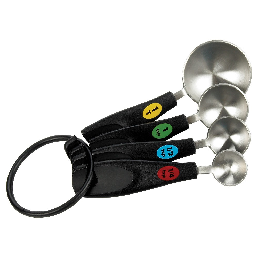 Image of OXO Stainless Steel Measuring Spoons