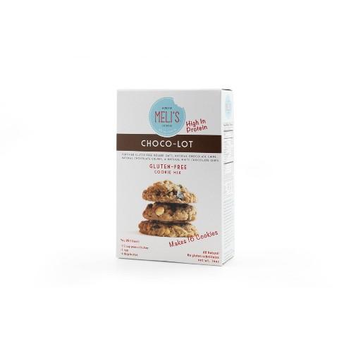 Meli's Choco-Lot Gluten Free Cookie Mix - 16oz - image 1 of 4