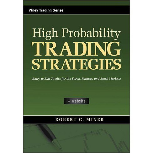 Trading Strategies + Ws - (Wiley Trading) by Robert C Miner (Hardcover)