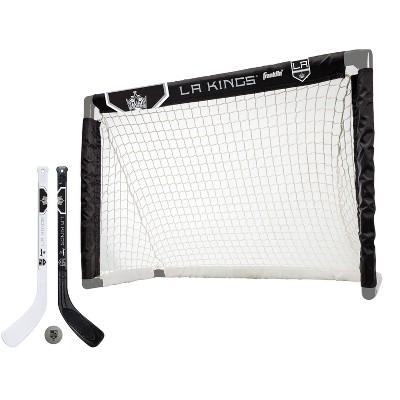NHL Los Angeles Kings Knee Hockey Goal Set