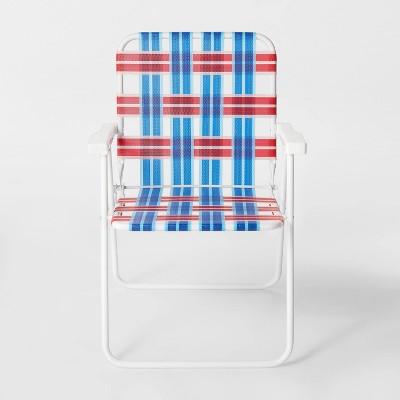 Web Strap Chair Americana - Sun Squad™