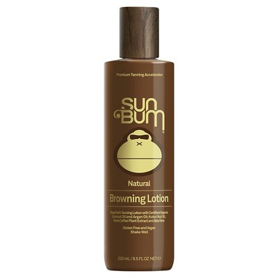 Sunscreen & Tanning: Sun Bum Browning Lotion