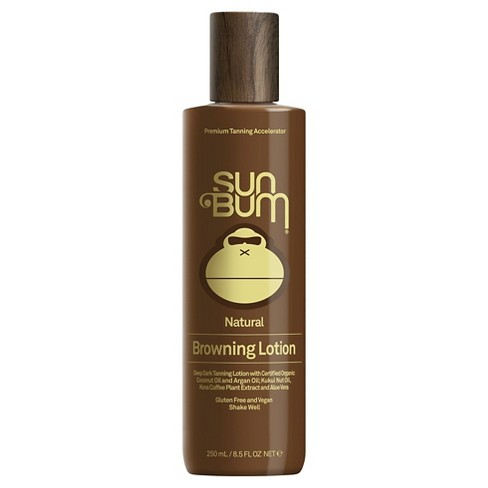 Sun Bum Natural Browning Lotion - 8.5oz - image 1 of 4