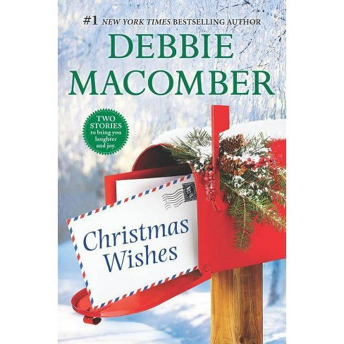 Christmas Wishes - (Blossom Street Novel) by  Debbie Macomber (Paperback) - image 1 of 1