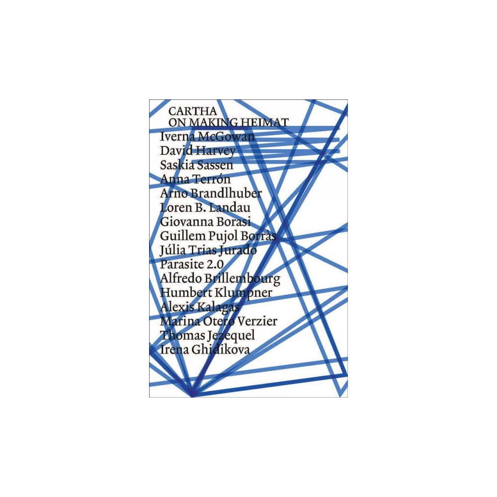 Cartha On Making Heimat - (Paperback)