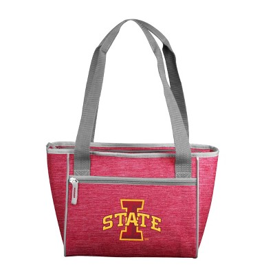 NCAA Iowa State Cyclones Logo Brands 16 Can Cooler Tote