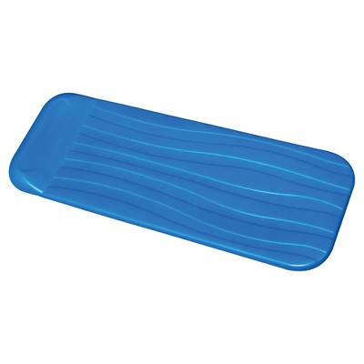 Deluxe Cool Pool Float - 72-in x 1.75-in Thick - Blue