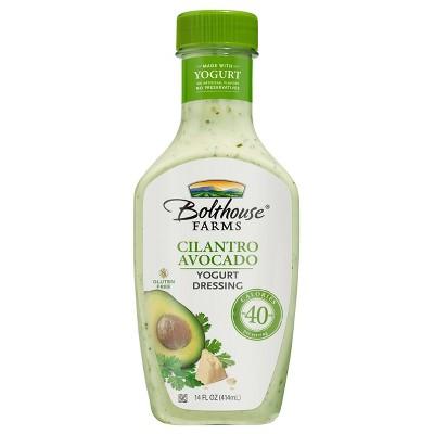 Bolthouse Cilantro Avocado Dressing - 14oz